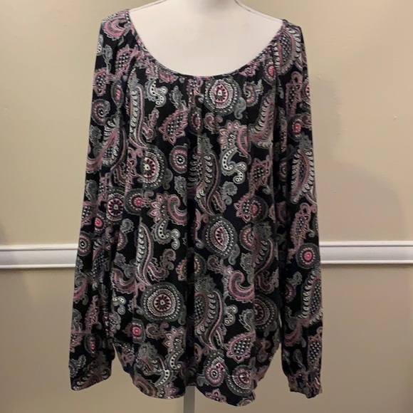 Michael Kors Tops - Michael Kors PLUS SZ ADORABLE TOP! WITH CUTE CUFFS